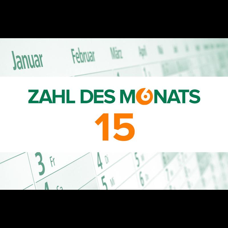 Zahl des Monats