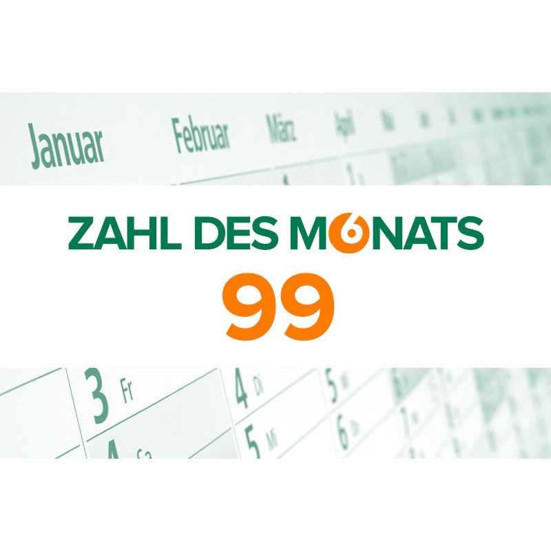 phase6 Zahl des Monats: 99
