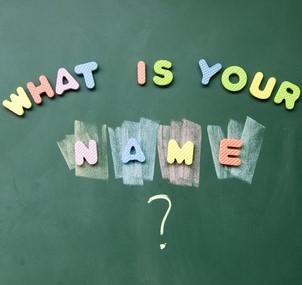 Was sagt dein Name über dich aus